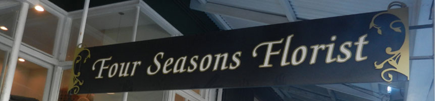Four Seasons Florist, Newtown Wellington New Zealand